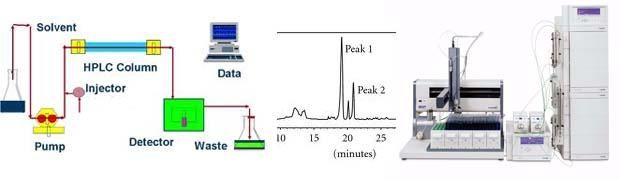 Sắc ký lỏng hiệu năng cao (HPLC)